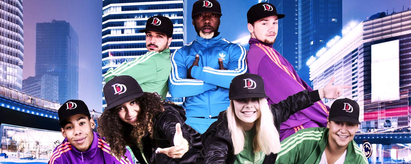 Join the ODD FamilyDein Olando's Dynamic Dance Team freut sich auf Dich!